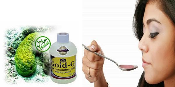 Aturan minum jelly gamat gold g untuk asam lambung