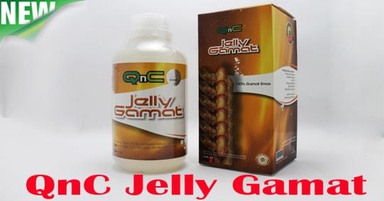 Obat Rematik QnC Jelly Gamat